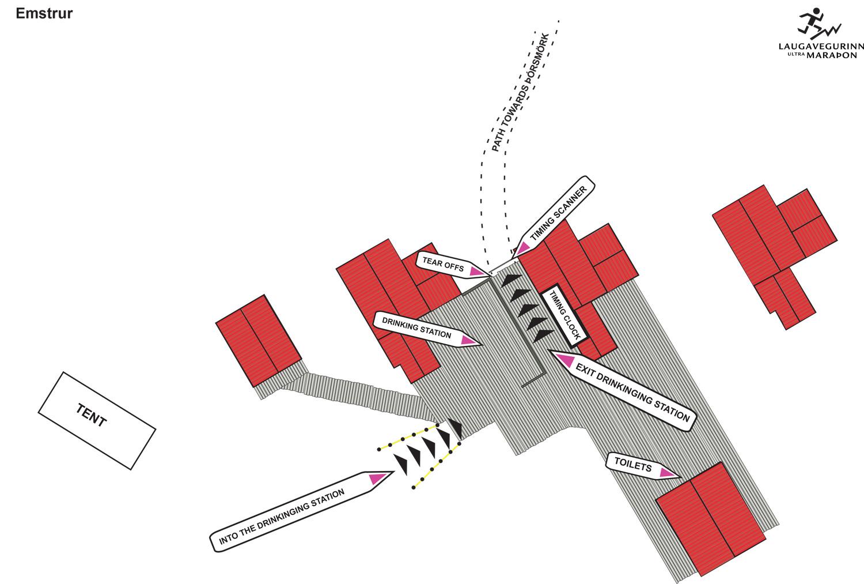 Emstrur layout